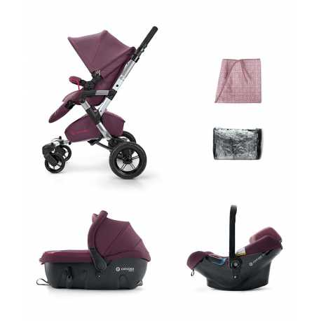 Conjunto Concord Neo Travel Set 2015