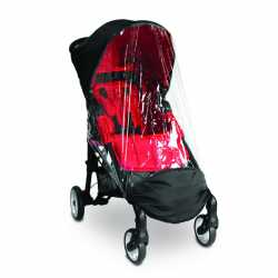 burbuja de lluvia baby jogger city mini zip