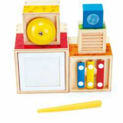 set musical hape apilable
