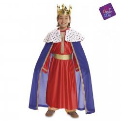 disfraz rey mago niño