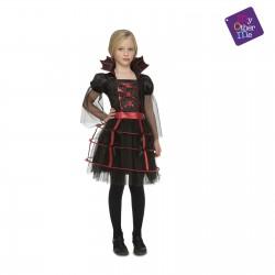 disfraz de vampiresa para nina
