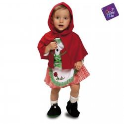 Disfraz Caperucita Roja Bebe