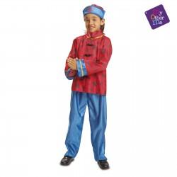 disfraz chino infantil