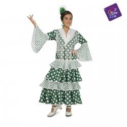 disfraz de flamenca nina