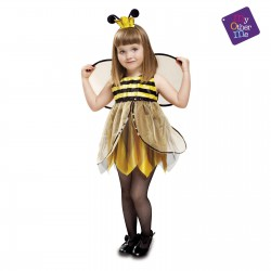 disfraz abeja nina