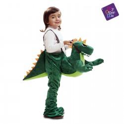 disfraz dinosaurio nino