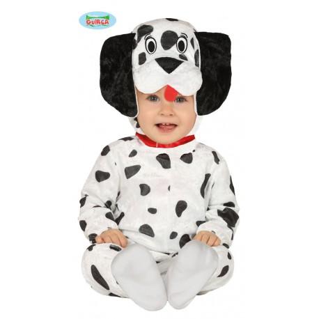 disfraz perro dalmata bebe