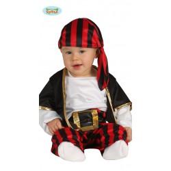 disfraz de bucanero para bebe