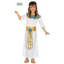 disfraz de cleopatra niña