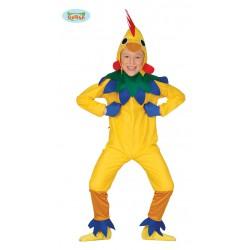 disfraz de gallo nino