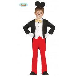 disfraz de mickye mouse niño